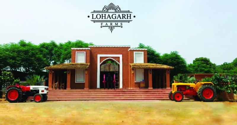 Lohagarh Farms Gurgaon - Perfect Place for a day trip in Gurugram