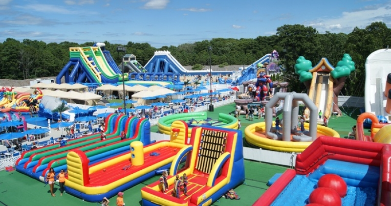 Have a fun-filled time at famous amusement water parks in Delhi/NCR