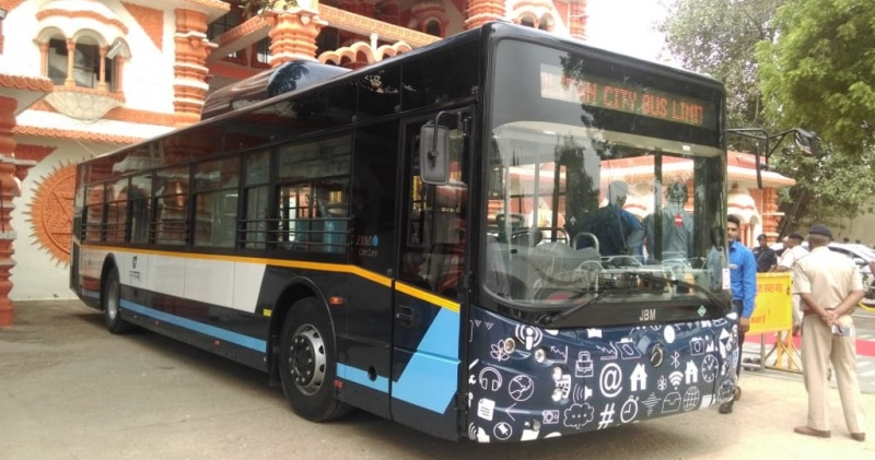 Gurugaman City Bus Service in Gurgaon - Enjoy the Uninterrupted Transportation System by GMCBL