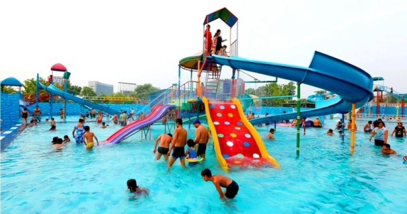 Surging popularity of Oyster Water Park Gurgaon