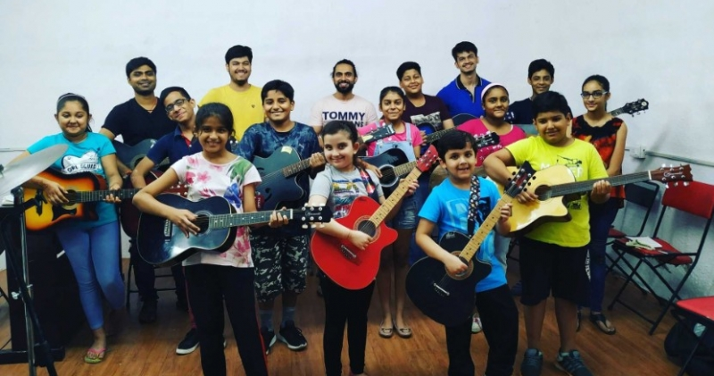 6 Best Music Schools In Delhi that will take you one step closer to your dreams