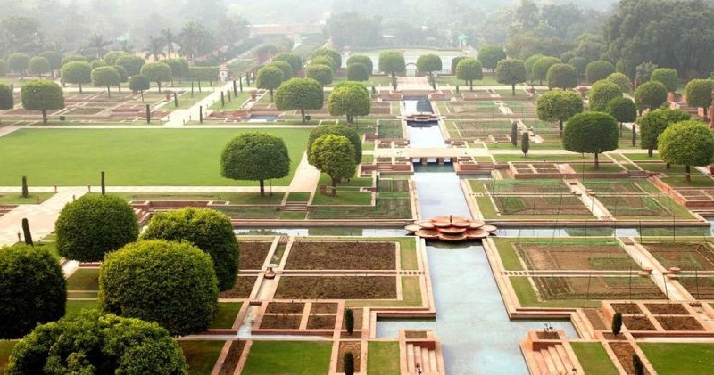 Mughal Garden - Where You Can't Wait to Witness the True beauty of Delhi