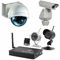 Third Eye Security System - Camera
