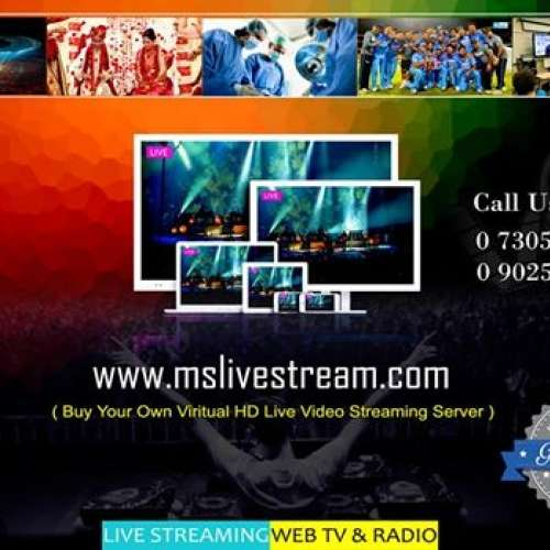 Live Video Streaming Software | live vide