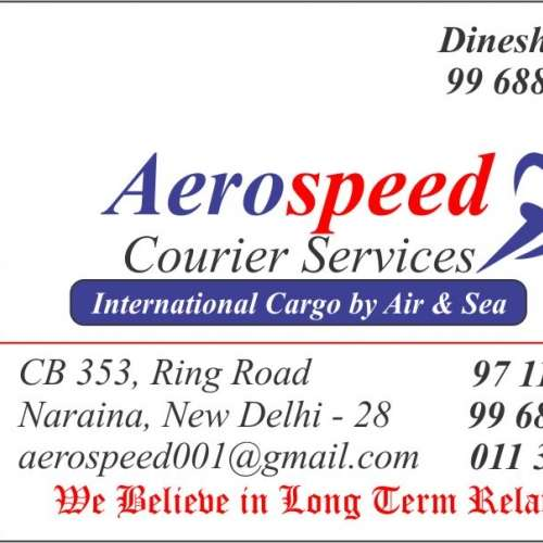AeroSpeed Courier Services