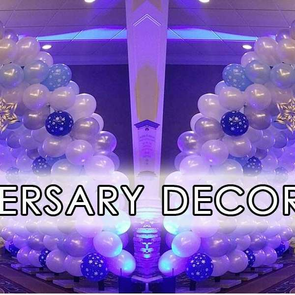 Room Decor - Balloons Decoration