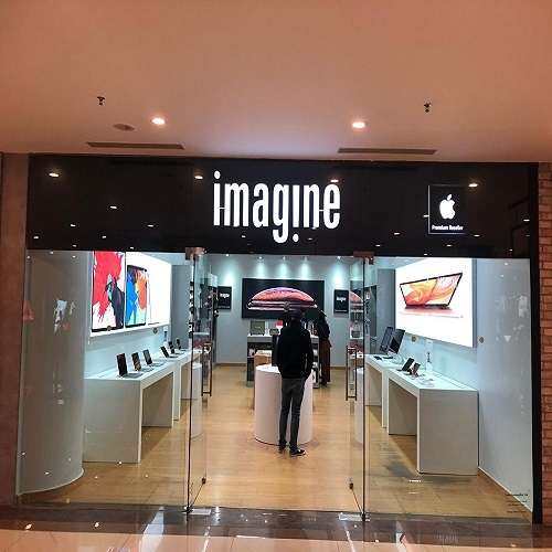 Imagine Tresor - Apple Store