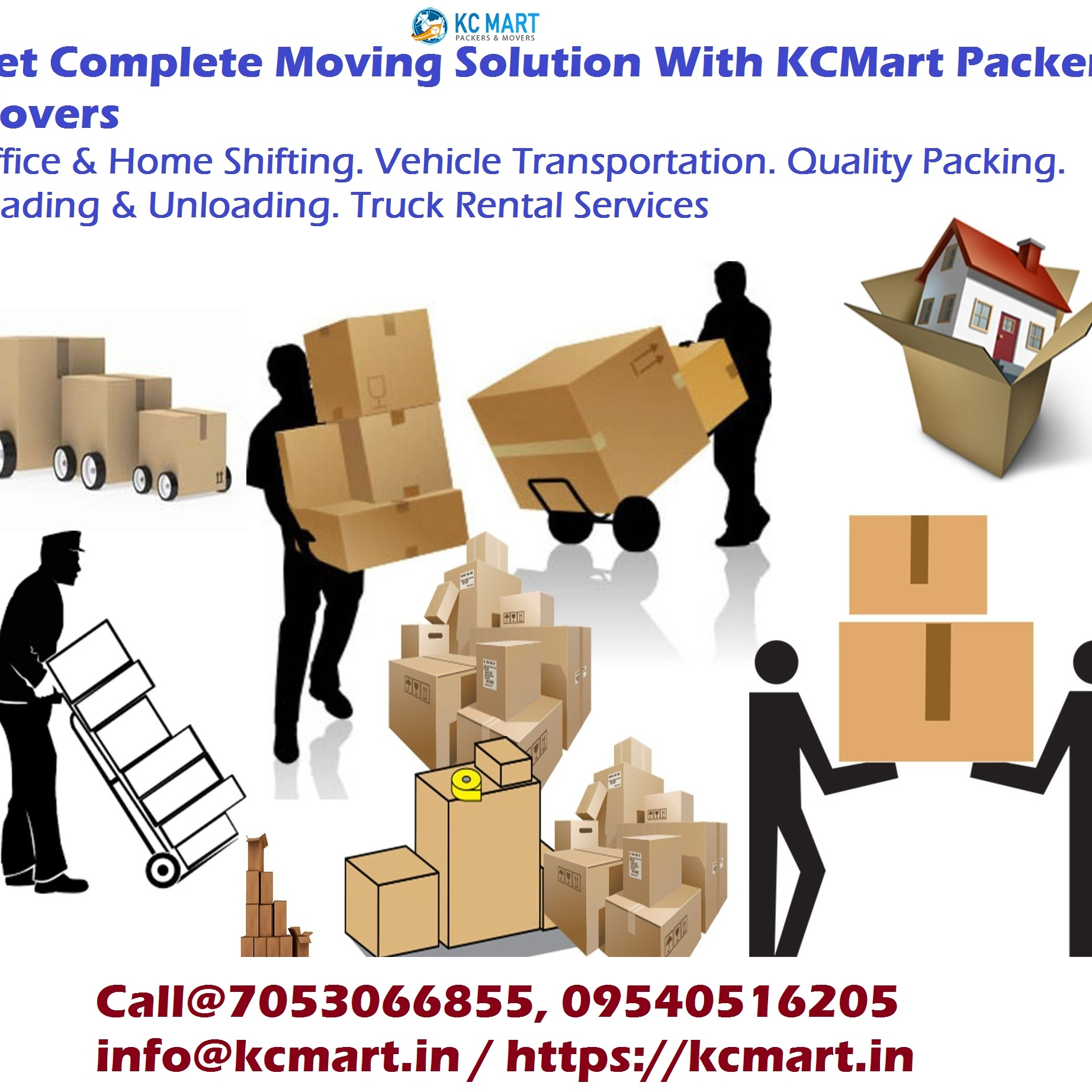 KC Mart Packers Movers